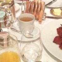 Breakfast with Bond at the Dorchester