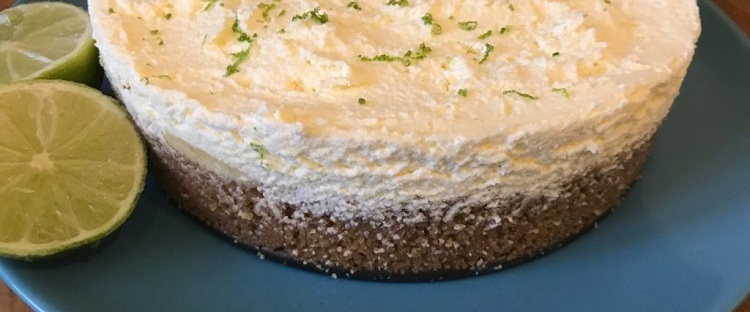 James Bond food key lime pie