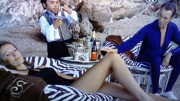 James Bond Food Tabasco