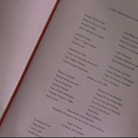 What's on the menu in Thunderball?