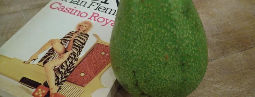 James Bond food avocado